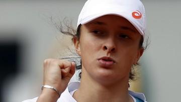 Iga Świątek w finale French Open!