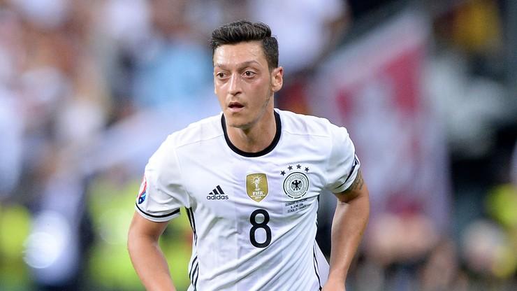 Oezil zrezygnował z gry w reprezentacji Niemiec