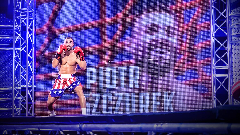 Piotr Szczurek z Love Island znów w Ninja Warrior Polska - Polsat.pl