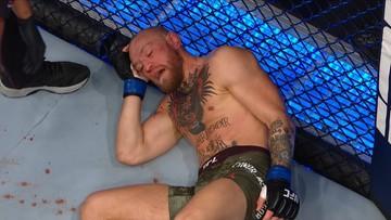 UFC 257: Sensacja! Poirier znokautował McGregora!