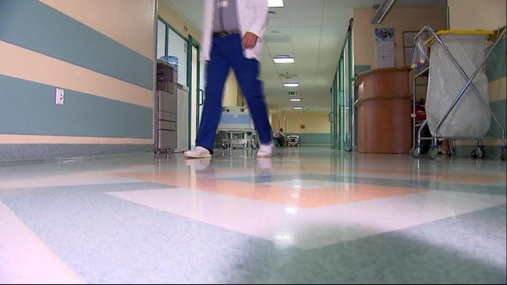 57-letni anestezjolog zmarł na dyżurze. Sprawę bada prokuratura
