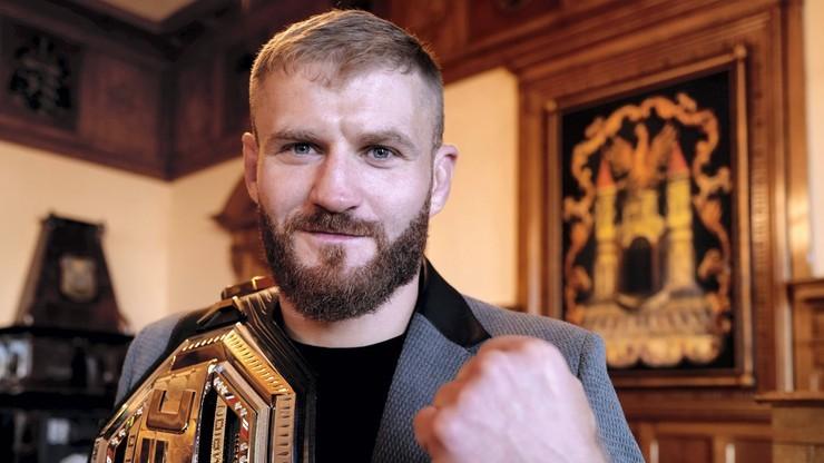 Jak Jan Błachowicz chce zakończyć walkę na UFC 259? Ma już plan