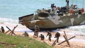 Rosyjskie manewry na Krymie. Wojska opuszczają półwysep