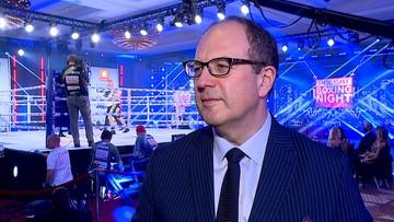 Marian Kmita: Polsat Boxing Night rokuje kontynuacją