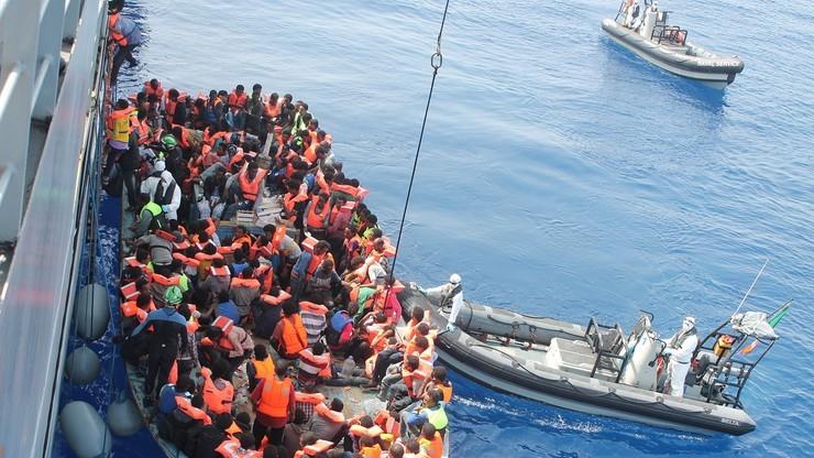 ONZ: 2262 migrantów utonęło w ubiegłym roku w Morzu Śródziemnym