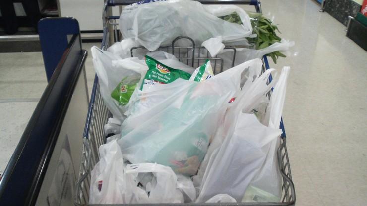 Plastikowe torebki w sklepie będą obowiązkowo płatne do 1 zł. Od 2019 roku