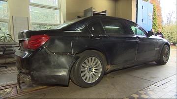 Prokurator umorzył śledztwo w sprawie pękniętej opony w limuzynie prezydenta