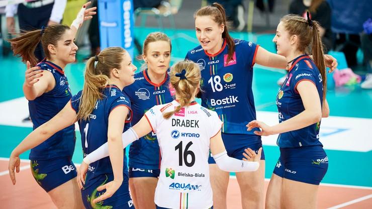 TAURON Liga: BKS BOSTIK Bielsko-Biała - ŁKS Commercecon Łódź. Transmisja w Polsacie Sport