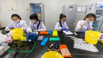 Chińskie władze zleciły śledztwo w sprawie narodzin dzieci z rzekomo zmodyfikowanym DNA