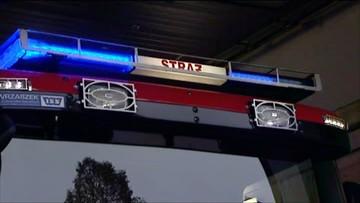 """Tragiczny pożar w stolicy, zginęły dwie starsze osoby. Strażacy ostrzegają przed """"cichym zabójcą"""""""