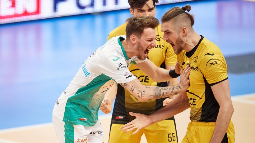 PlusLiga: PGE Skra Bełchatów ogłosiła plan meczów sparingowych przed sezonem
