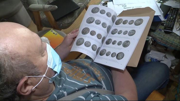 Policja zarekwirowała mu drogocenną kolekcję, choć nic złego nie zrobił. Dwa lata czeka na monety