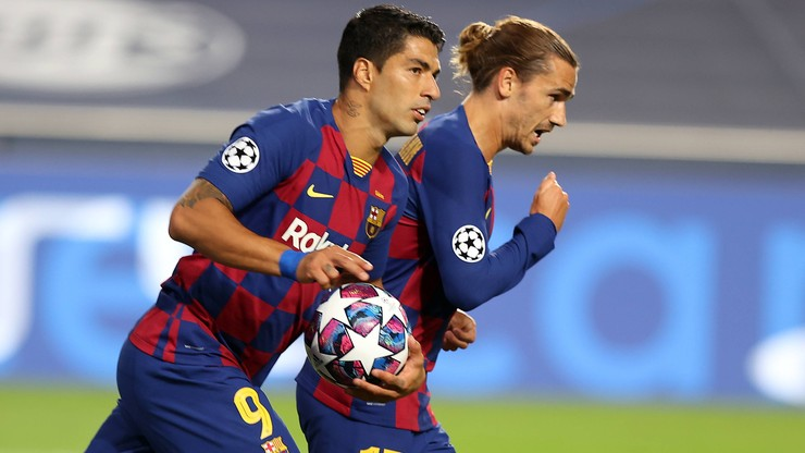 Luis Suarez w Juventusie? Transfer Arkadiusza Milika zagrożony