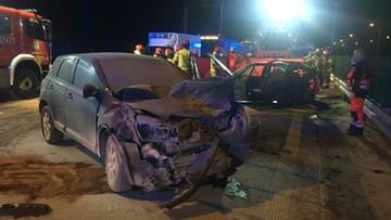 Tragiczny wypadek w Lubuskiem. Zablokowana S3 w stronę Gorzowa Wlkp.
