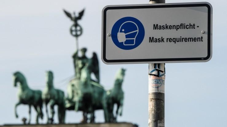 Strach przed lockdownem w Niemczech. Gorsze nastroje konsumentów