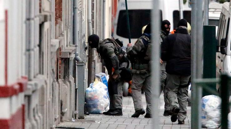 Francja: w nocy przeszukano 128 mieszkań i zatrzymano 10 osób