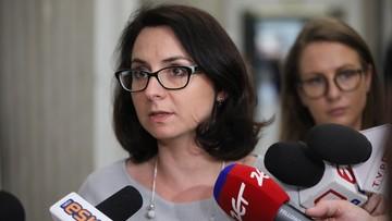 Gasiuk-Pihowicz po odejściu dwóch posłanek: widzę ulgę w partii