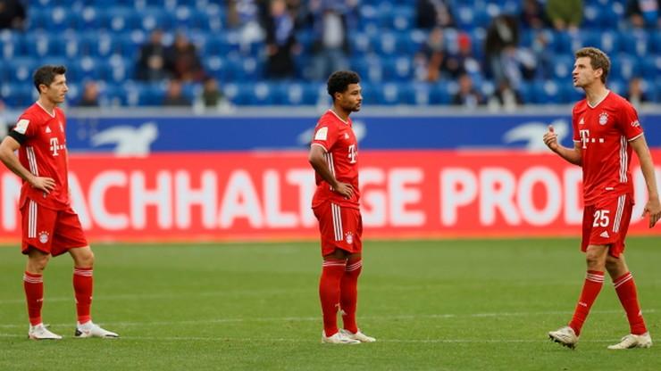 Bundesliga: Bayern Monachium upokorzony przez Hoffenheim!