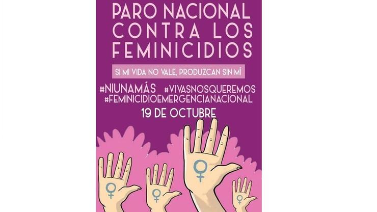 Zainspirowane przykładem Polek mieszkanki Meksyku i Argentyny ogłaszają strajk