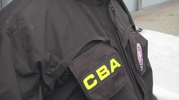 CBA zatrzymało byłego wiceszefa ABW i pięć innych osób w śledztwie dotyczącym fałszywych faktur