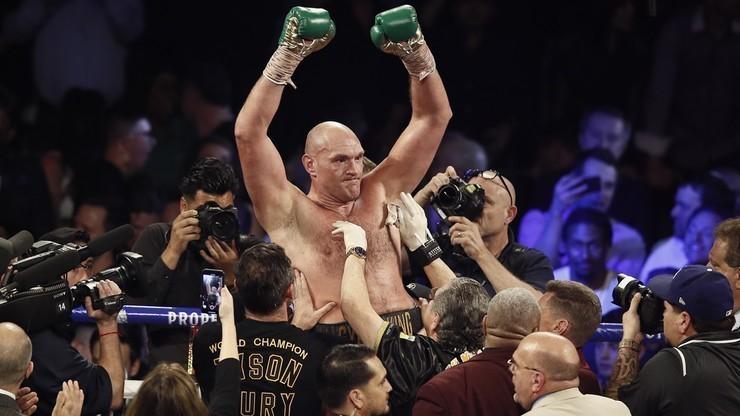 Tyson Fury i Anthony Joshua będą walczyć w Arabii Saudyjskiej. Zbudują im stadion