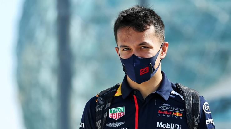 Alexander Albon będzie startował w DTM