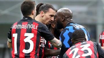 Puchar Włoch: Inter lepszy od Milanu. Starcie Lukaku i Ibrahimovica