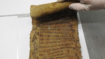 Ormiańskie zabytki na Okęciu. Trafili na nie jednak nie archeolodzy, a celnicy