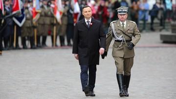 Gen. Surawski kandydatem na naczelnego dowódcę w czasie wojny