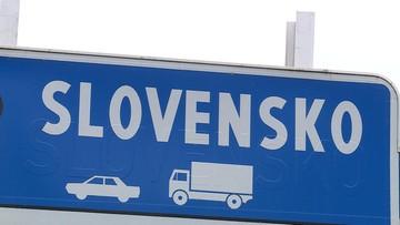 Zamknięte przejścia i kontrole na granicach. Słowacja zmienia zasady