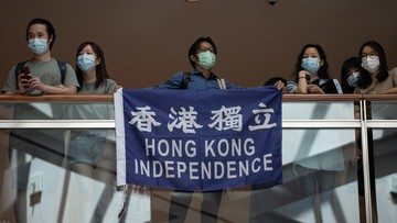 Konflikt Chiny-Hongkong. Kontrowersyjne prawo wchodzi w życie