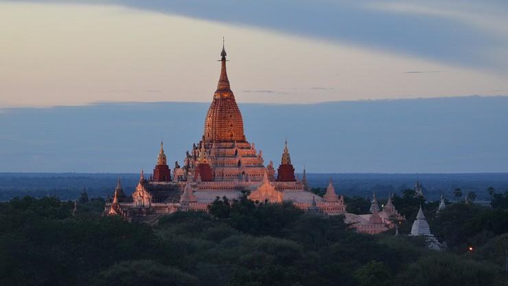 Silne trzęsienie ziemi w Birmie. Wstrząsy odczuwalne m.in. w Indiach