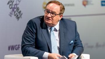 Jacek Saryusz-Wolski kandydatem Polski na stanowisko przewodniczącego Rady Europejskiej