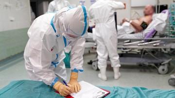 Najwyższa liczba zakażeń koronawirusem w tym roku. Zmarły 263 osoby