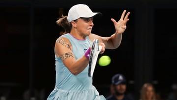 WTA w Adelajdzie: Świątek w finale! (WIDEO)
