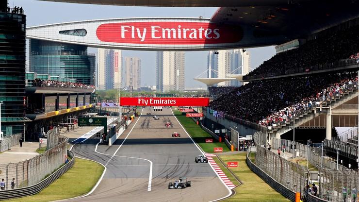 Wyścig Formuły 1 w Chinach przełożony z powodu koronawirusa