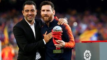 La Liga: Lionel Messi wyrównał rekord Xaviego