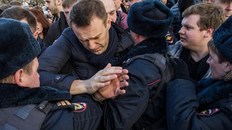 Rosja. Zablokowano 49 stron internetowych związanych z Aleksiejem Nawalnym