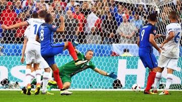 Francja w półfinale Euro 2016. Po wygranej 5:2 z Islandią
