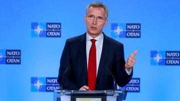 Szef NATO wzywa Rosję do zwrotu ukraińskich okrętów i uwolnienia marynarzy