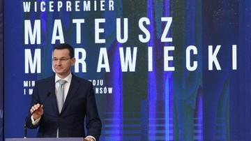 """""""Zestaw pobożnych życzeń"""". Opozycja o """"Konstytucji biznesu"""" Morawieckiego"""