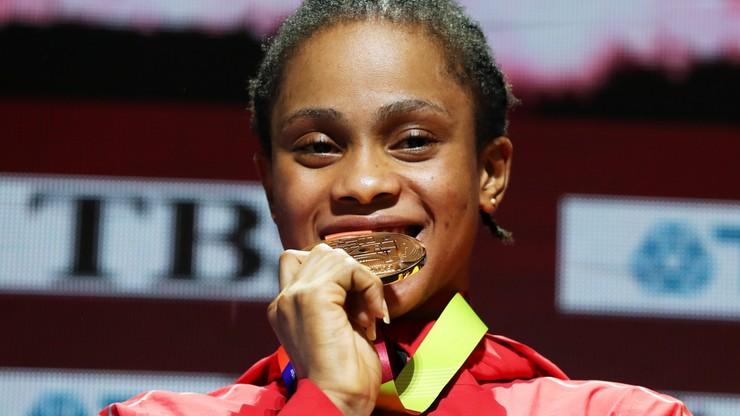 Zarzut dopingowy wobec mistrzyni świata w biegu na 400 m Salwy Eid Naser wycofany