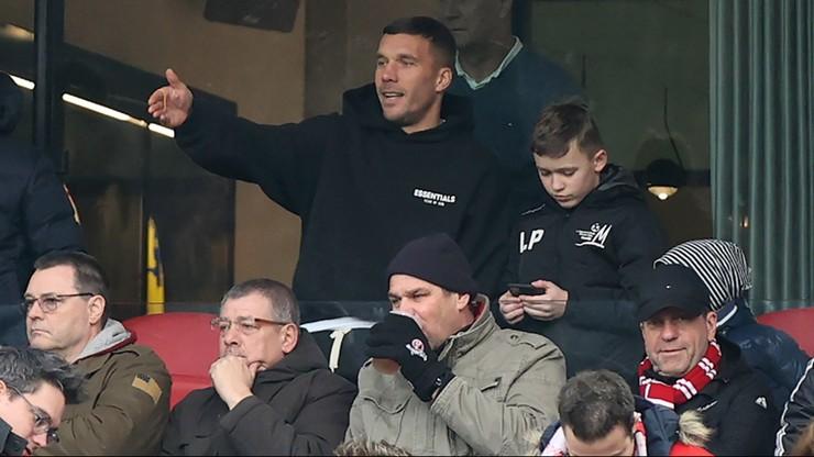 Podolski porozumiał się z FC Koeln, ale wciąż nie wiadomo, gdzie będzie kontynuował karierę