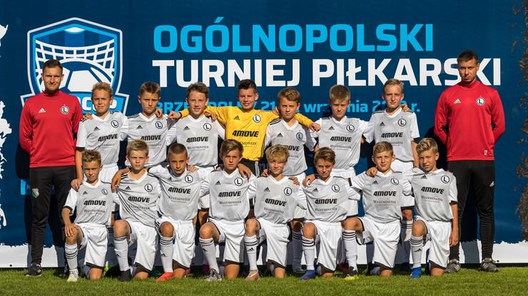 Legia Warszawa wygrała prestiżowy turniej piłkarski