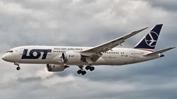 Awaria dreamlinera LOT-u. Ponad 200 pasażerów utknęło na Sri Lance