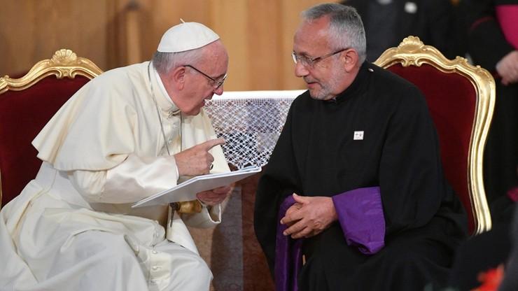 Papież o szansie wizytę w Iraku: Inszallah, jak Bóg pozwoli