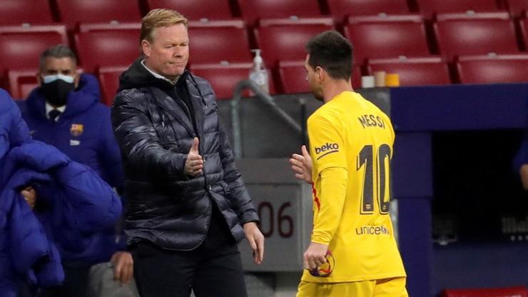 Barcelona w Kijowie bez Messiego! Szanse ekipy Kędziory wzrastają?
