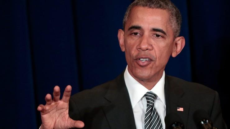 Obama: szczyt w Paryżu powinien pokazać, że świat nie boi się terrorystów