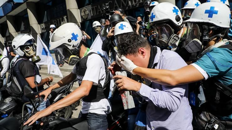 ONZ oskarża siły bezpieczeństwa Wenezueli o śmierć co najmniej 46 osób