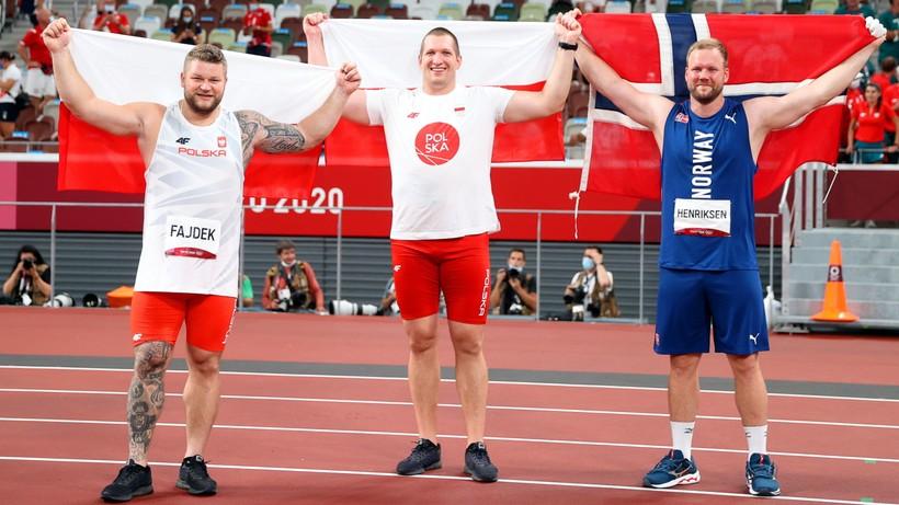Tokio 2020: Wojciech Nowicki i Paweł Fajdek z medalami!